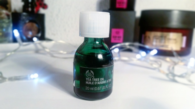 the body shop tea tree oil - beautyandatwist beauty blog