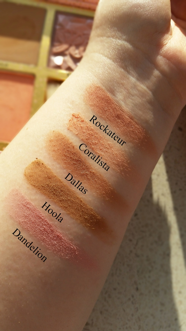 cheekathon swatches benefit beautyandatwist blog