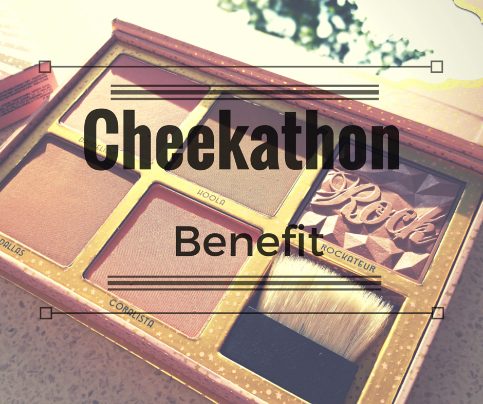 Paleta Cheekathon de la Benefit || Review