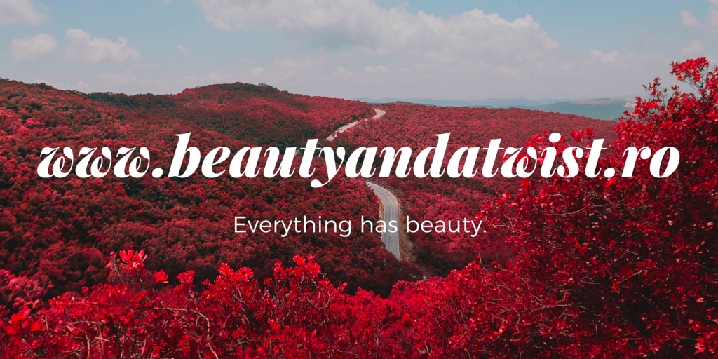 M-am mutat pe www.beautyandatwist.ro !